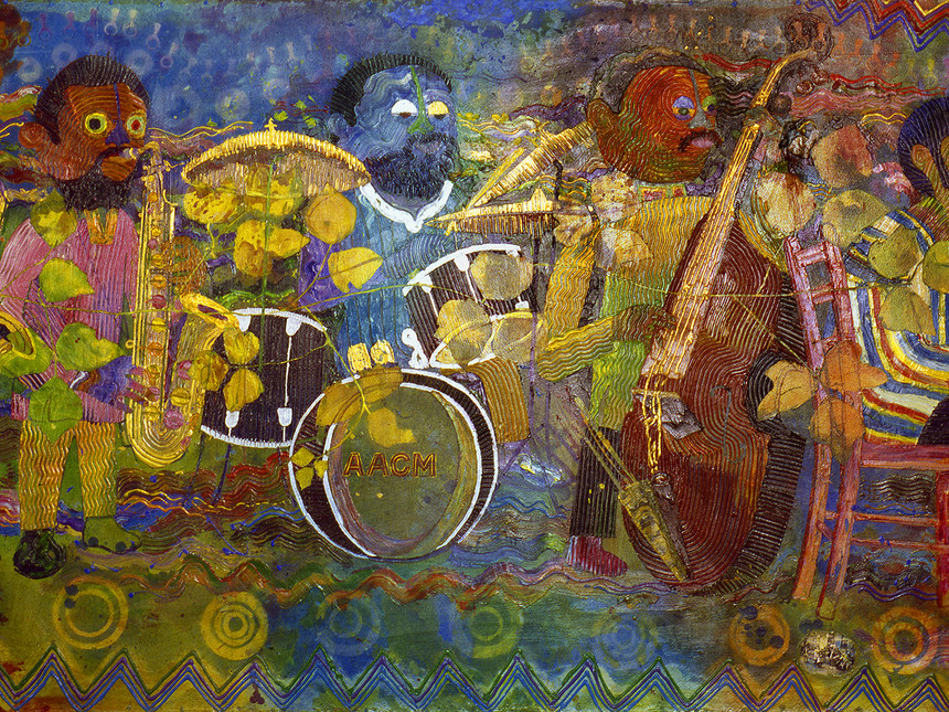 Wadsworth Jarell, AACM, 1994